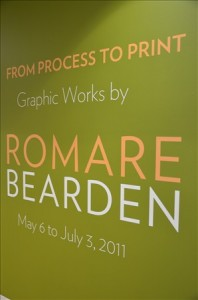 Romare Bearden exhibition draws celebs and artists among hundreds to Museum of the African Diaspora