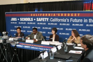 Supervisor Carson, Assemblymember Skinner discuss Realignment Proposal at Community Forum